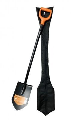 Чехол черный на лопату Fiskars Solid 131426 (1003455), фото 7