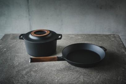 Сковорода для гриля Fiskars Norden 26см 1026570, фото 8
